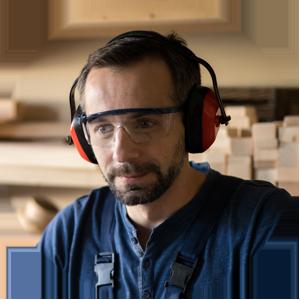Jean-Louis : charpentier, il aime les surélévation et les extensions